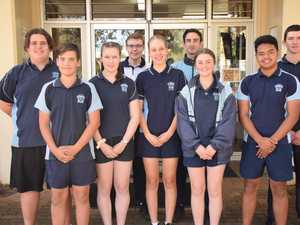BRIGHT FUTURES: Kingaroy State High's most inspiring students