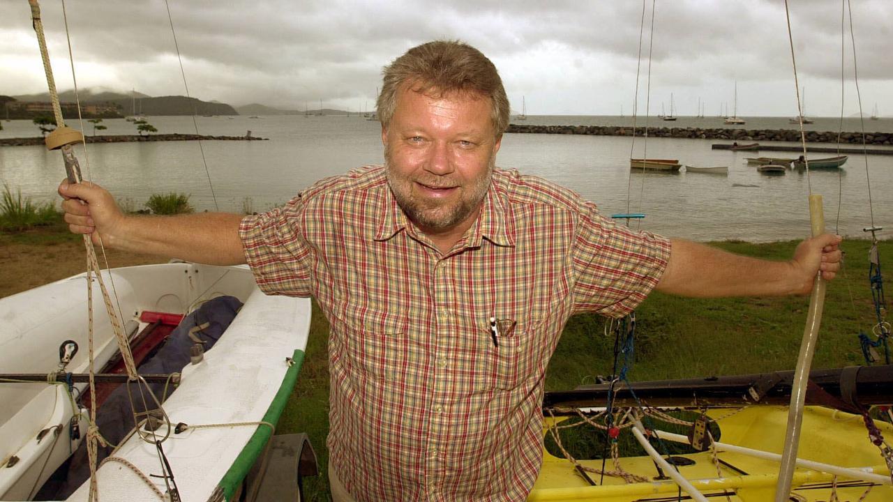 Modern pollies not a patch on Cap'n Dan Van Blarcom