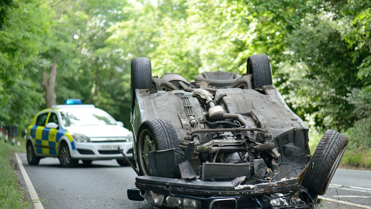 The pain of a car crash has a ripple effect.