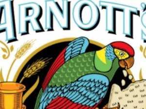 'Big fat no': New Arnott's logo slammed