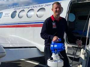 Southwest RFDS bases are now equipped with chemical strong enough to kill COVID-19