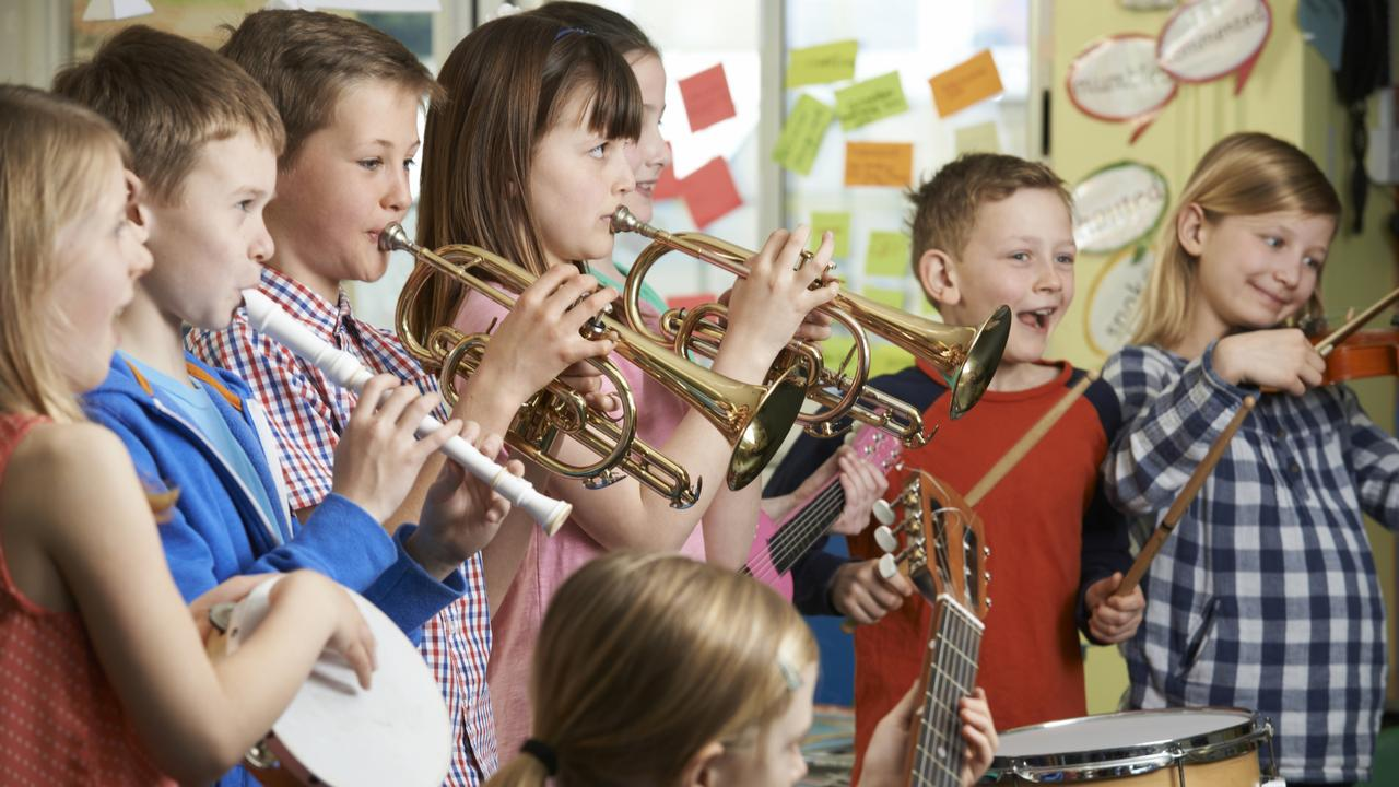 Students from across the region will take part in an intensive music-making program at Mackay.