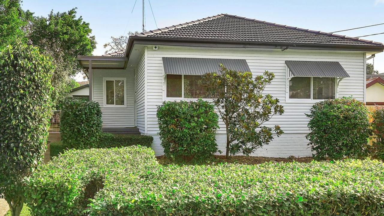 24 Nulang Street, Old Toongabbie has a price guide of $850,000.