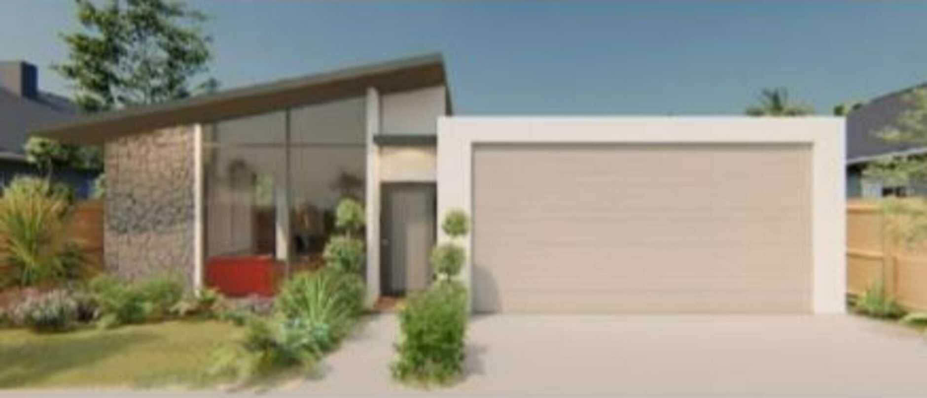 Concept designs for the Hervey Bay RSL's proposed residential development on Beach Rd, Urraween.
