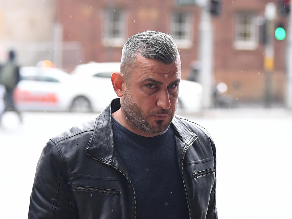 Tareq Mikhael Setto pleaded not guilty at trial. Picture: AAP Image/Joel Carrett