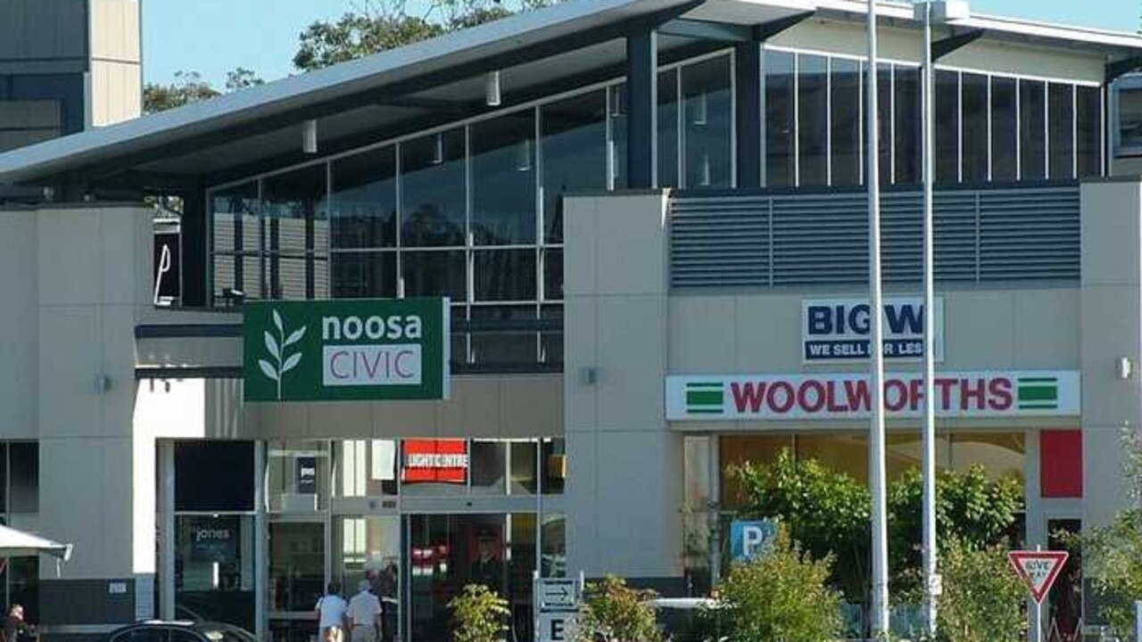 This Noosa Civic was just stage one of a very long haul to realise the shire business centre.