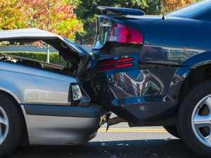 UPDATE: Woman's chest, head injured in North Rocky crash