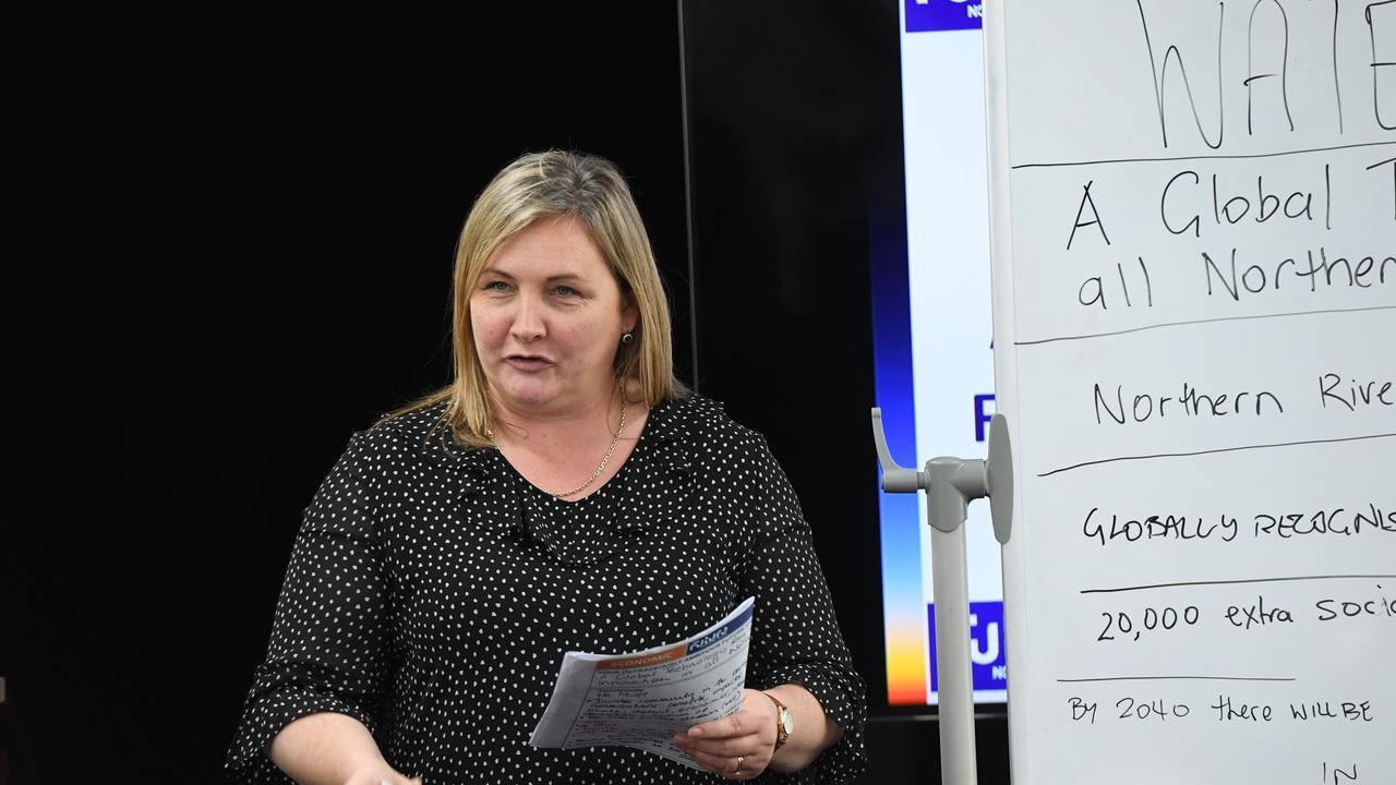 Business NSW's Jane Laverty.