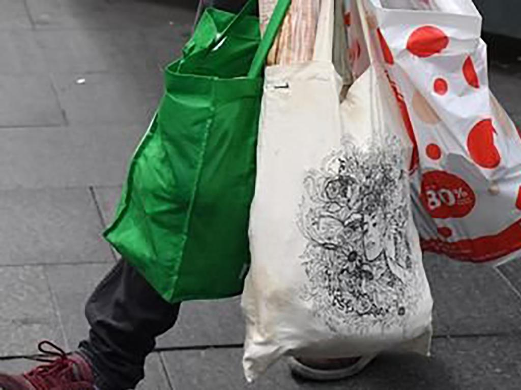 Some submissions pushed for the plastic bag ban to go further to include heavy weight plastic bags. Picture: Supplied.