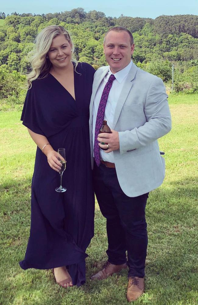 Kimberley and Scott Brown from Ballina, NSW.