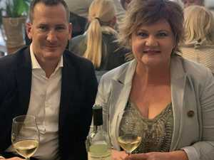It's no champagne, or French champagne for Roz White
