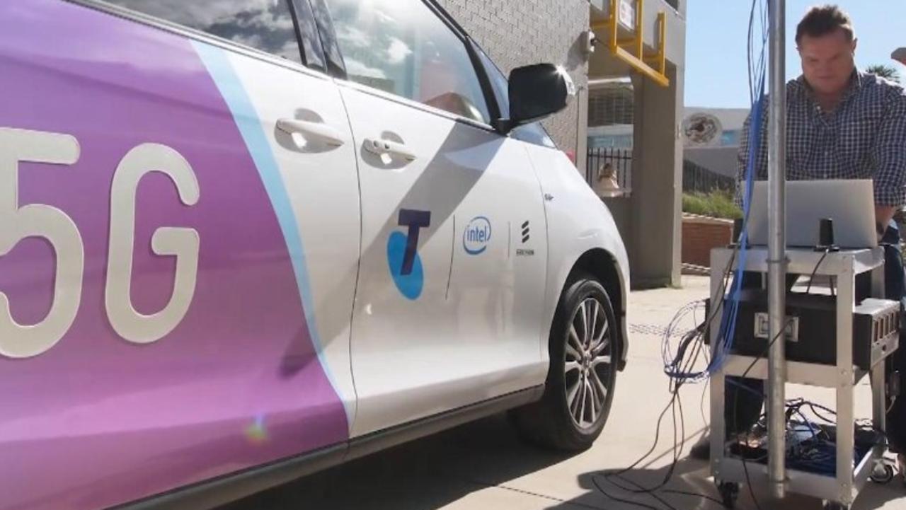 More than 1000 suburbs across Australia are now 5G ready.