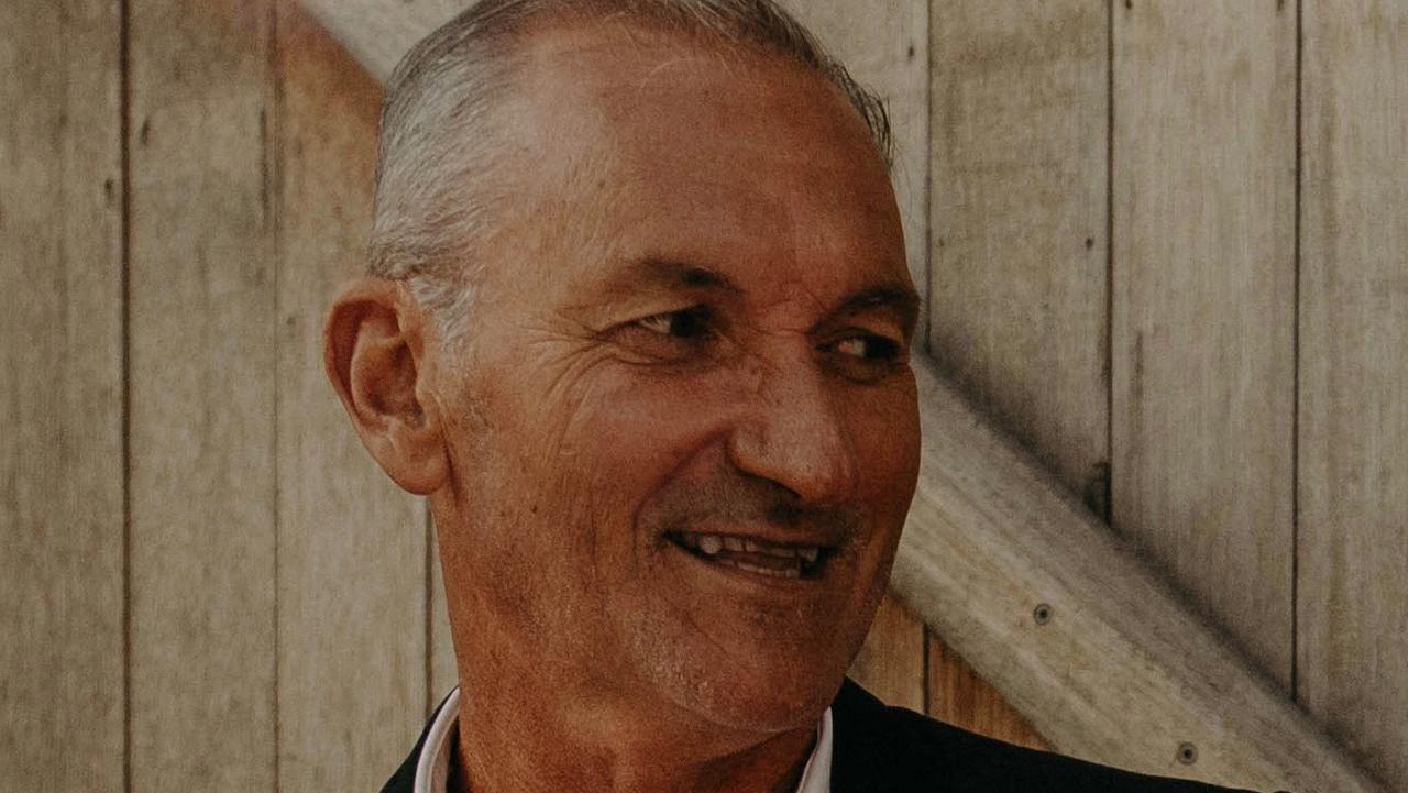 Rob Pedretti, 60, was fatally mauled while surfing at Salt Beach near Kingscliff in the Tweed. Picture: Supplied