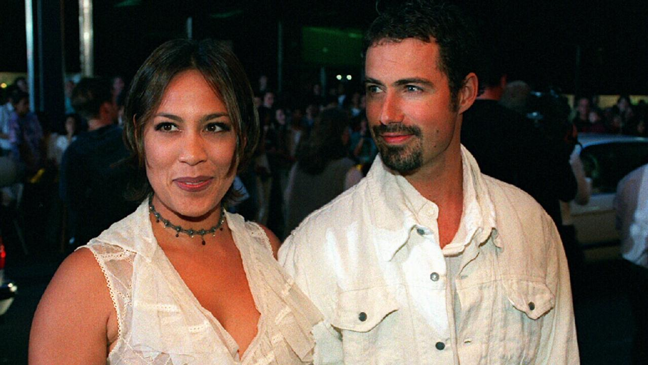 Kate Ceberano and Lee Rogers at the Peoples Choice Awards 1994.