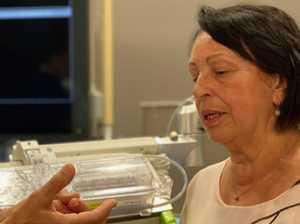 WORLD FIRST: Robot operates on Qld stroke victim