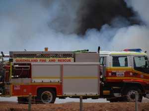 UPDATE: Blaze near CQ national park under control