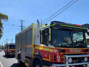 Seven trucks at grass fire in Gladstone region