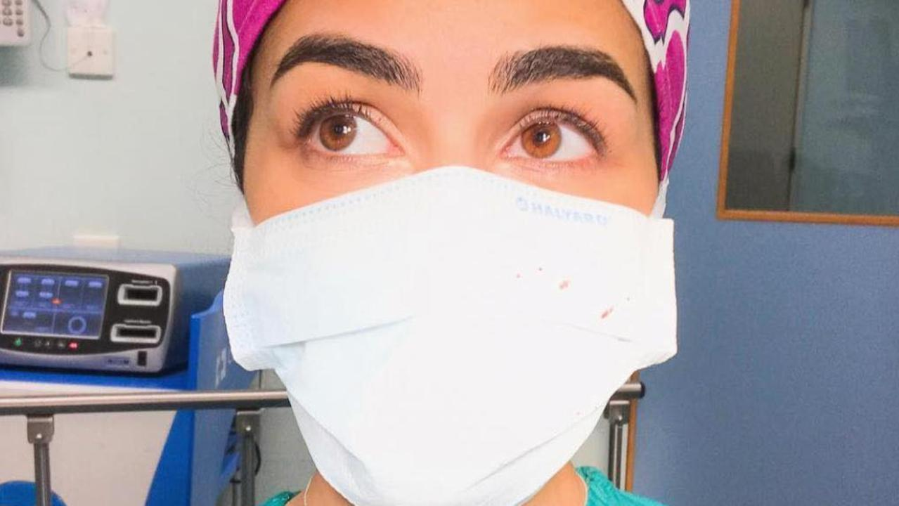 When Stephanie Yacoub graduated from medical school, the last thing she expected was to be delivering babies amid a deadly blast.