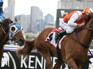 Melbourne Cup winner, Matt Golinksi saddle up for race day