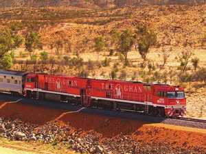 The Ghan back on track after five month COVID absence