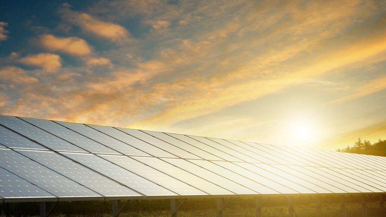Solar farm generic