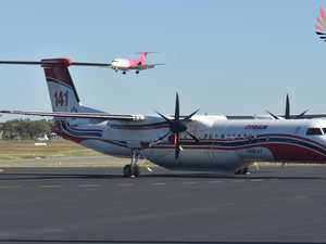Special plane arrives in Bundy ready to prevent disaster