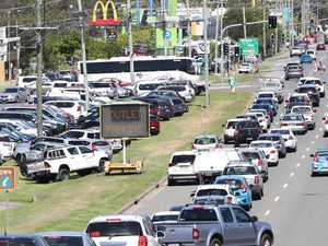 Revealed: Gold Coast suburbs facing traffic nightmare
