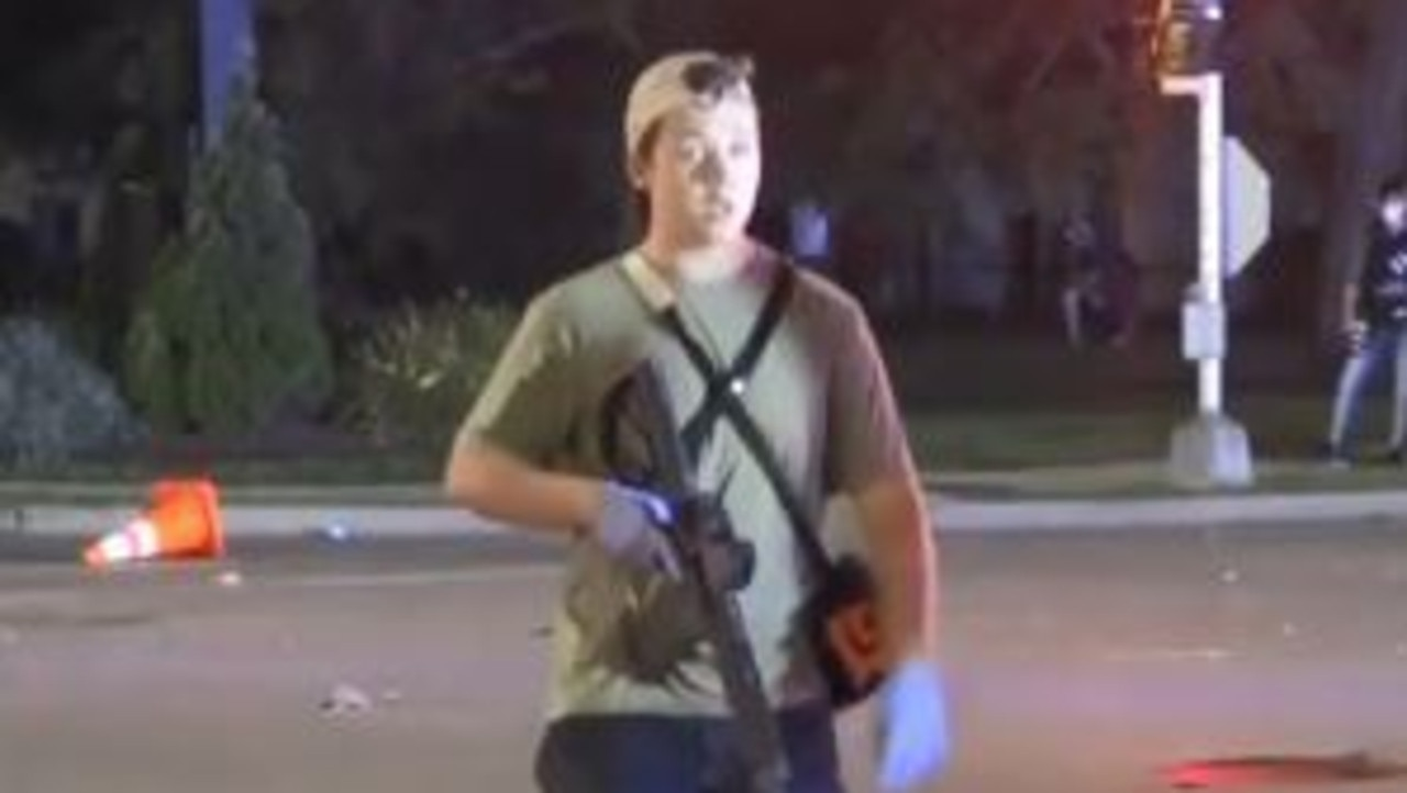 Jacob Blake protests: US teen shooter to claim self defence
