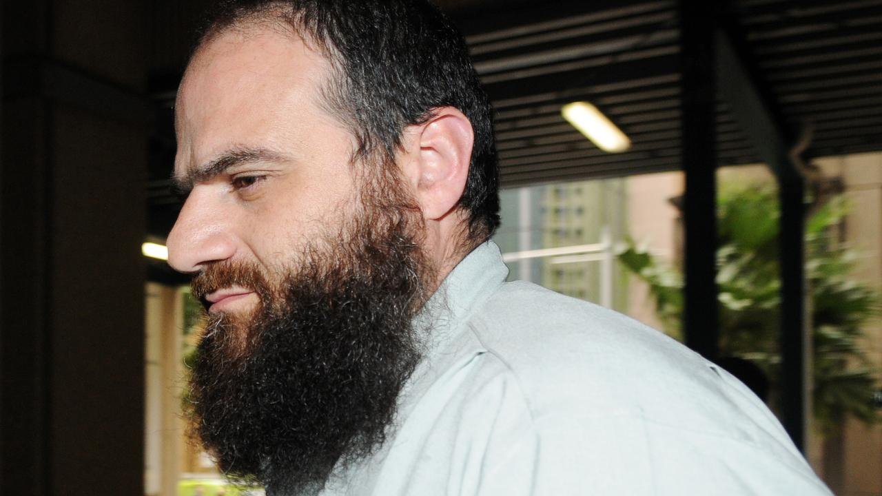 Bilal Khazal was sentenced to 12 years in jail for preparing a terrorist manual.