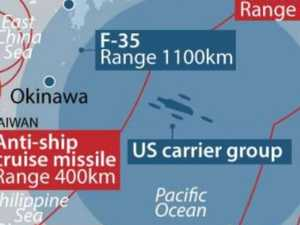 China unleashes 'carrier killer' on US