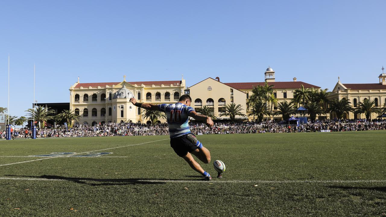 Nudgee College is bracing for an enormous loss. Picture: Mark Cranitch