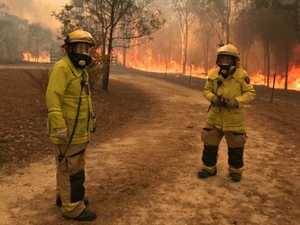Call for national response to catastrophic bushfires