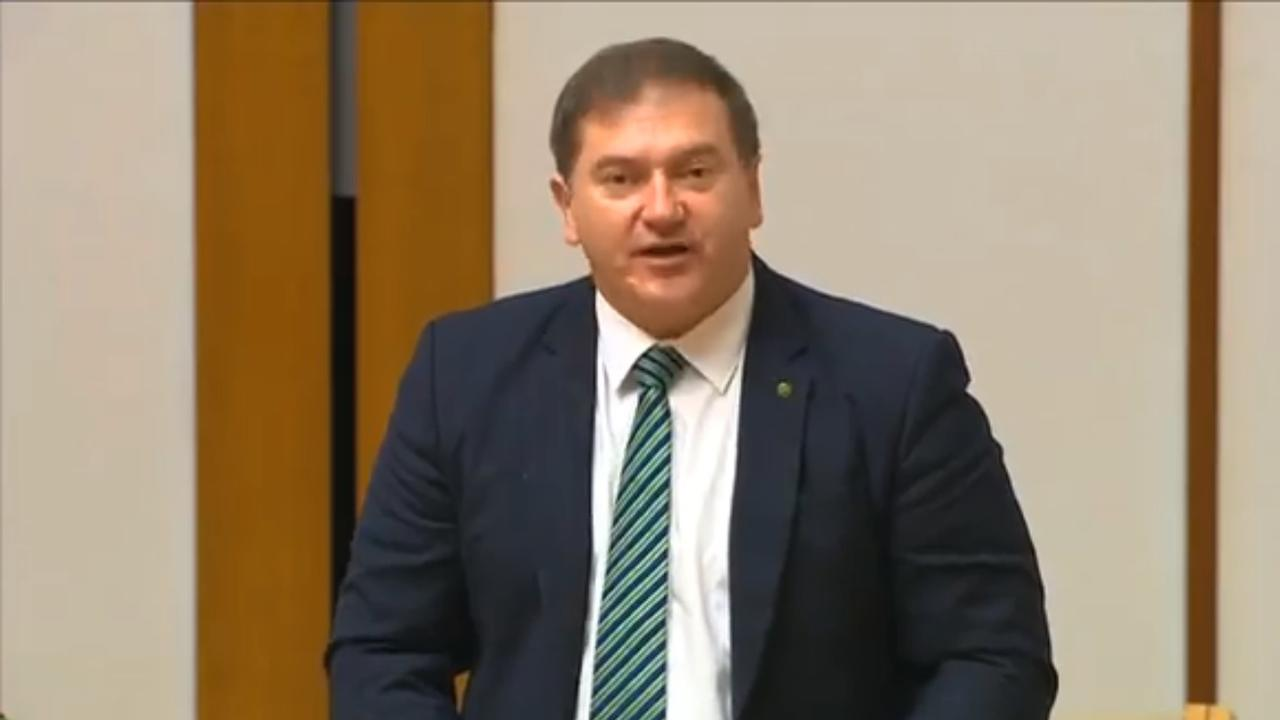 Wide Bay MP Llew O'Brien spoke in parliament about the importance of regional journalists.
