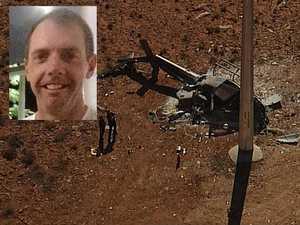 Coast chopper pilot 'hit pole' in fatal crash