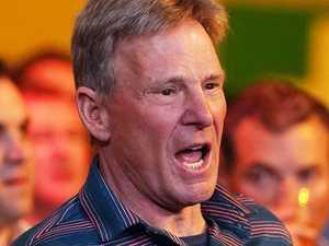 Newman's 'shameful' protest plan slammed