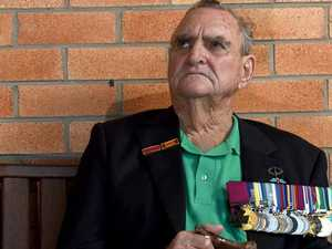 Veterans remember conflict that was 'swept under carpet'