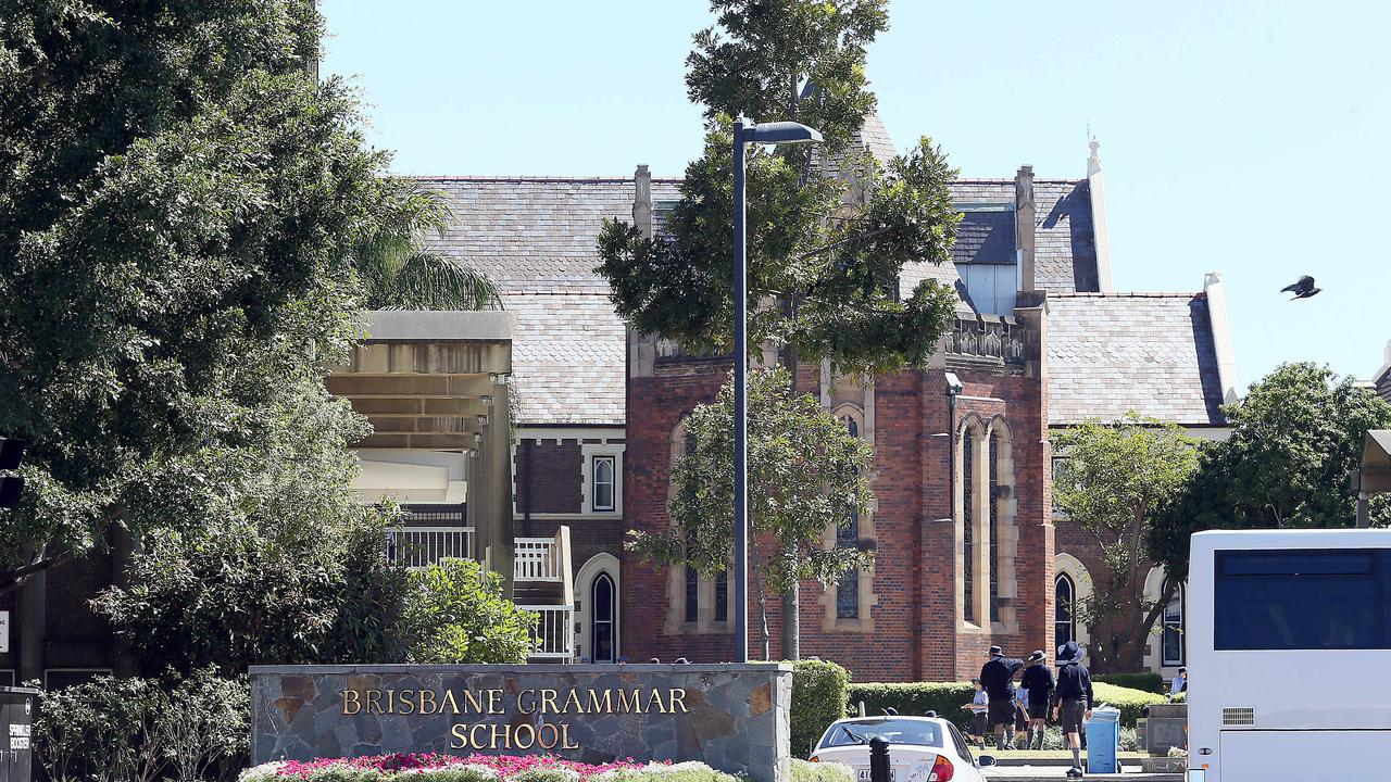 "The headmaster of Brisbane Grammar School described the toll of border restrictions as ""significant""."