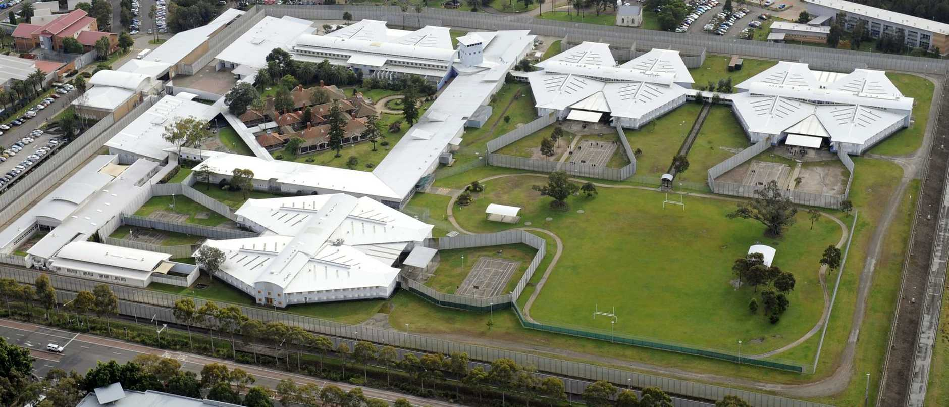 Silverwater Correctional Complex, Silverwater. The complex consists of Maximum and minimum security sections for both male and females.