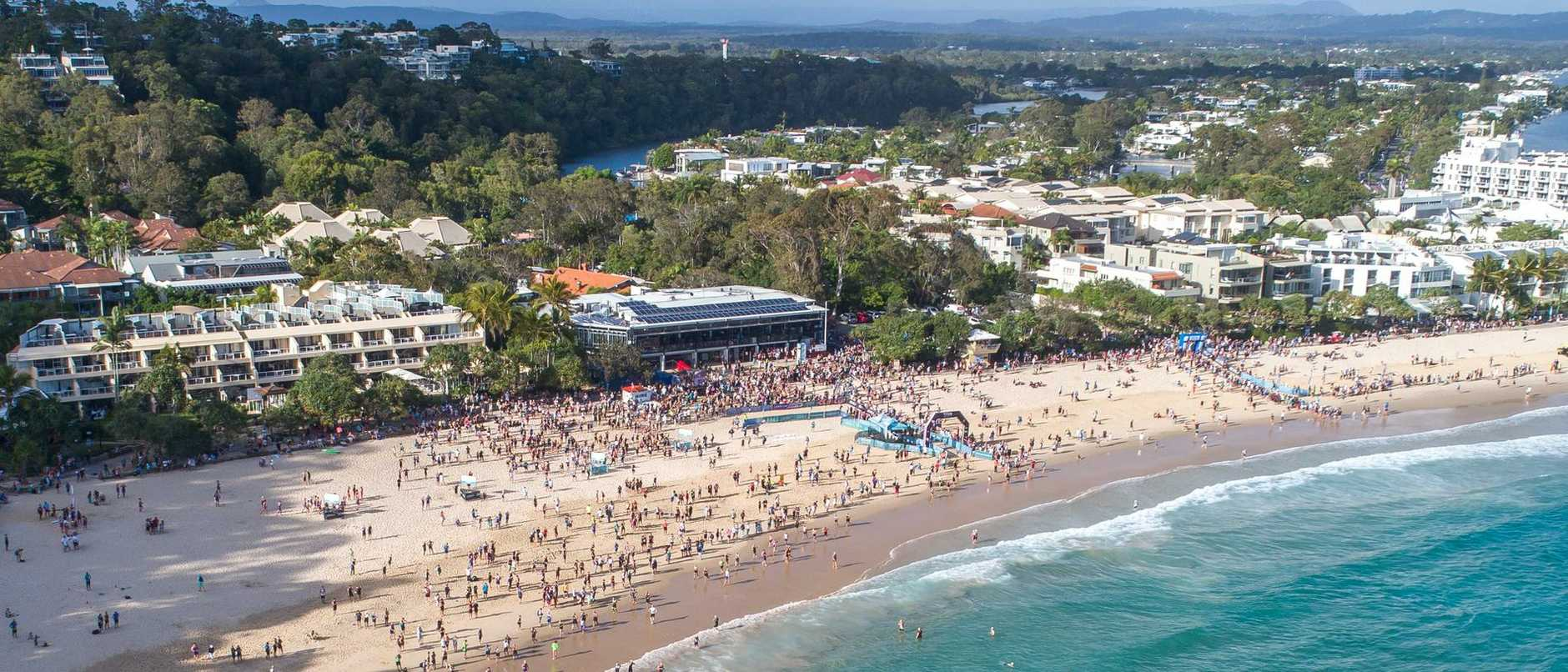 Noosa Tri needs to go ahead to support Noosa's economy according to the Noosa Chamber of Commerce.