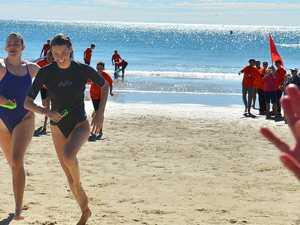 Virus sinks Island Charity Swim