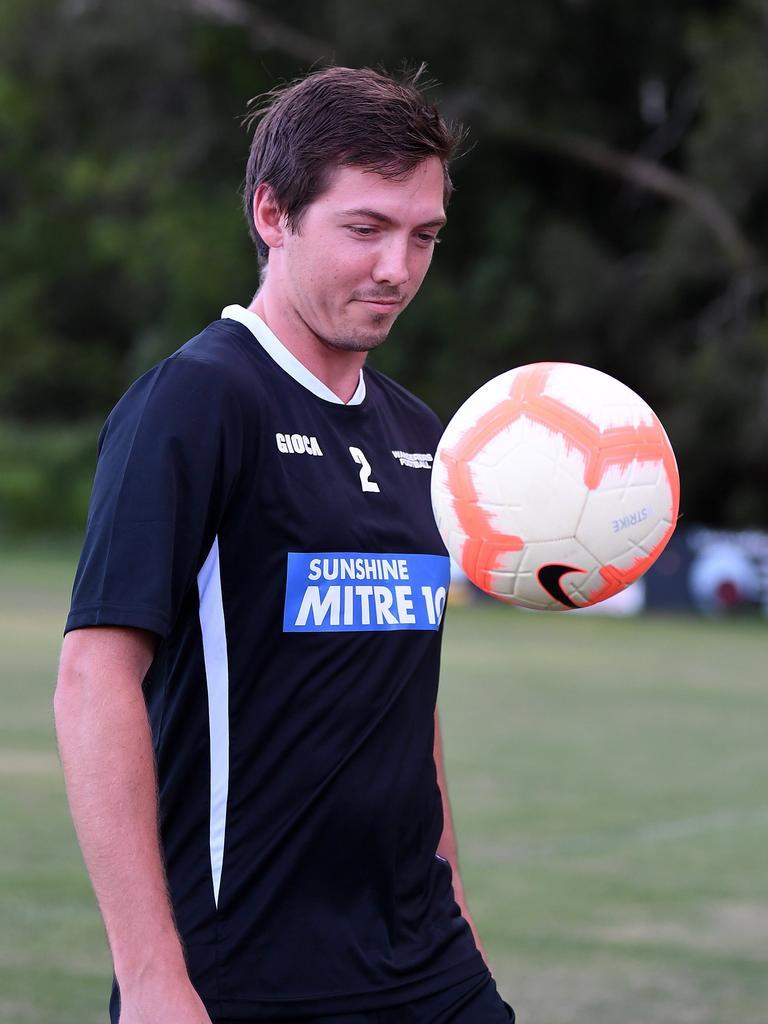 Wanderers captain Jeremy Stewart. Picture: Warren Lynam
