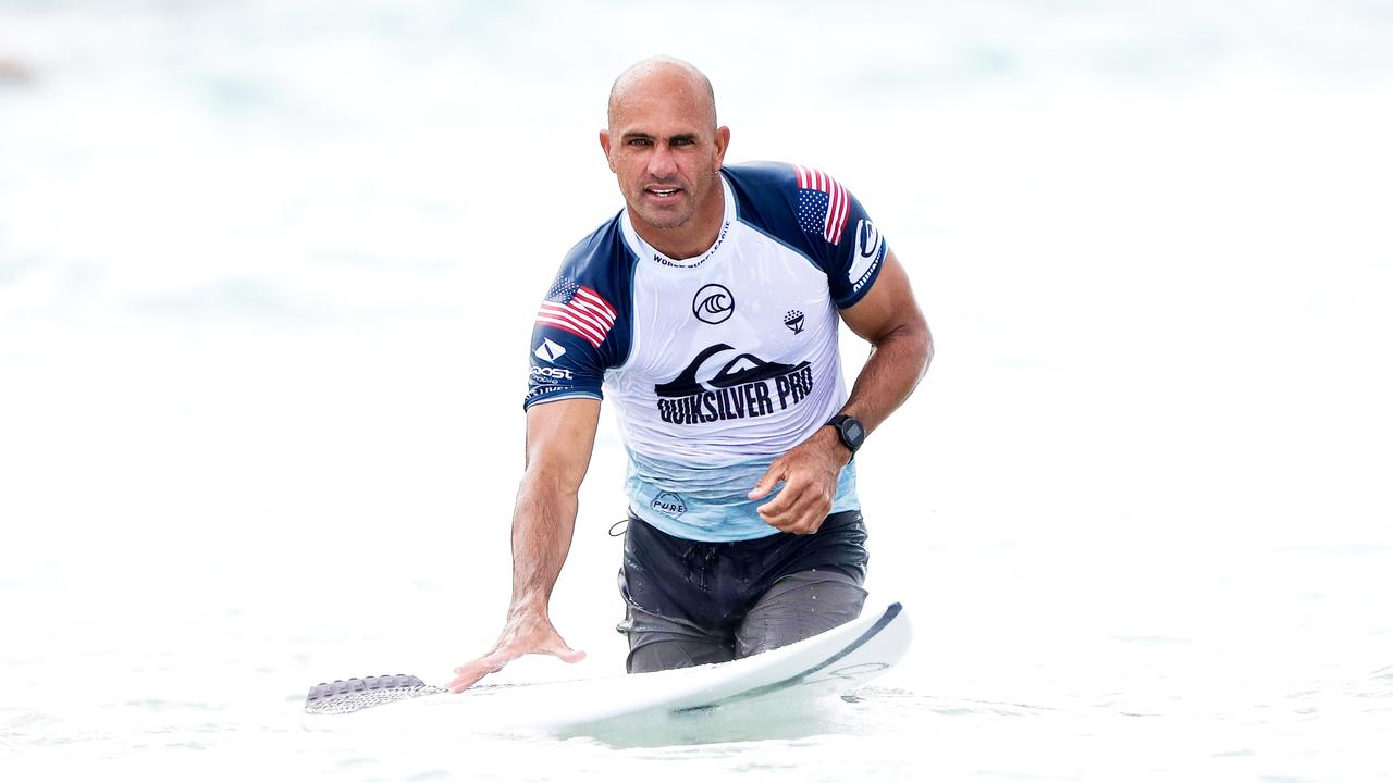 Kelly Slater has been urged to make a site visit at Coolum West, where another surf ranch has been proposed. Picture: NIGEL HALLETT