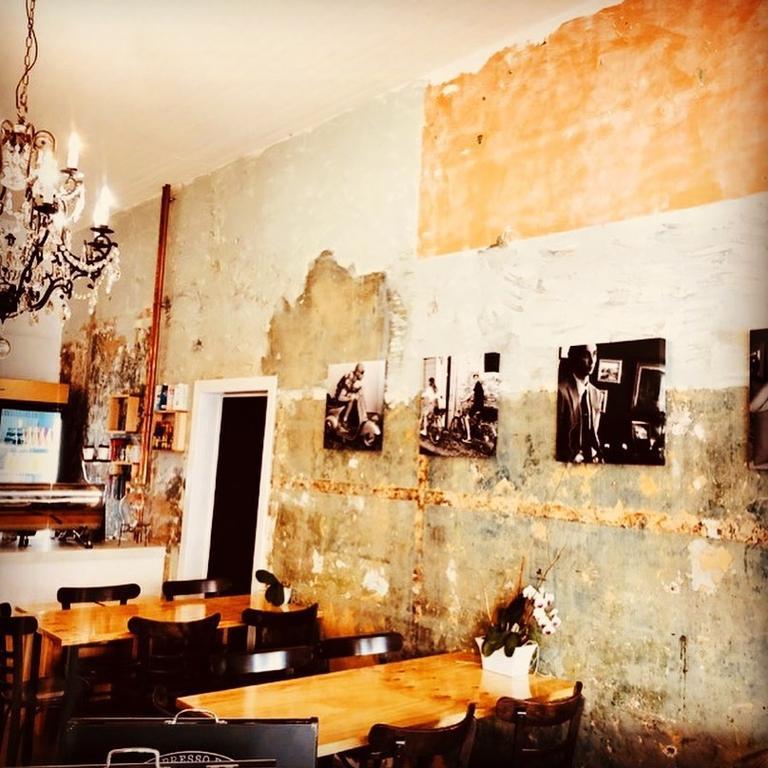 Vespa Espresso Bar has opened in Mary Street.
