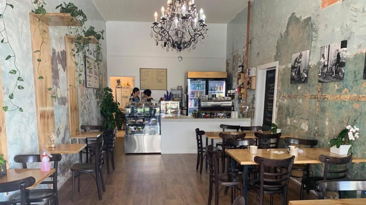 Vespa Espresso Bar 'Food on the Go' opened Monday, August 31, in Mary Street