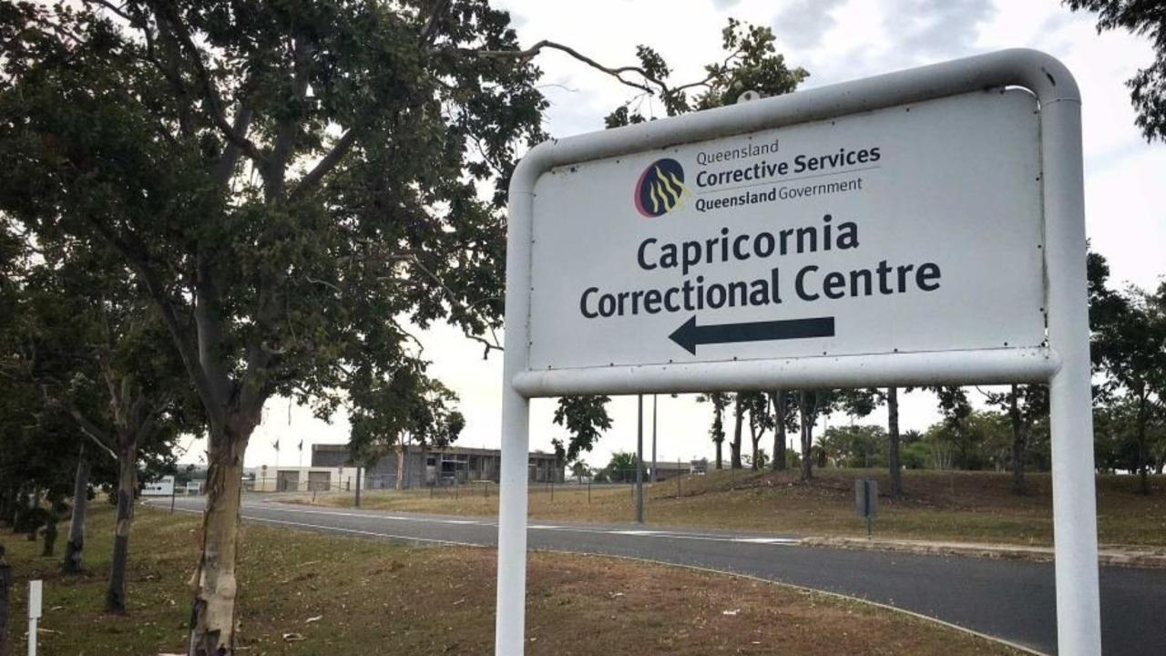 Capricornia Correctional Centre.