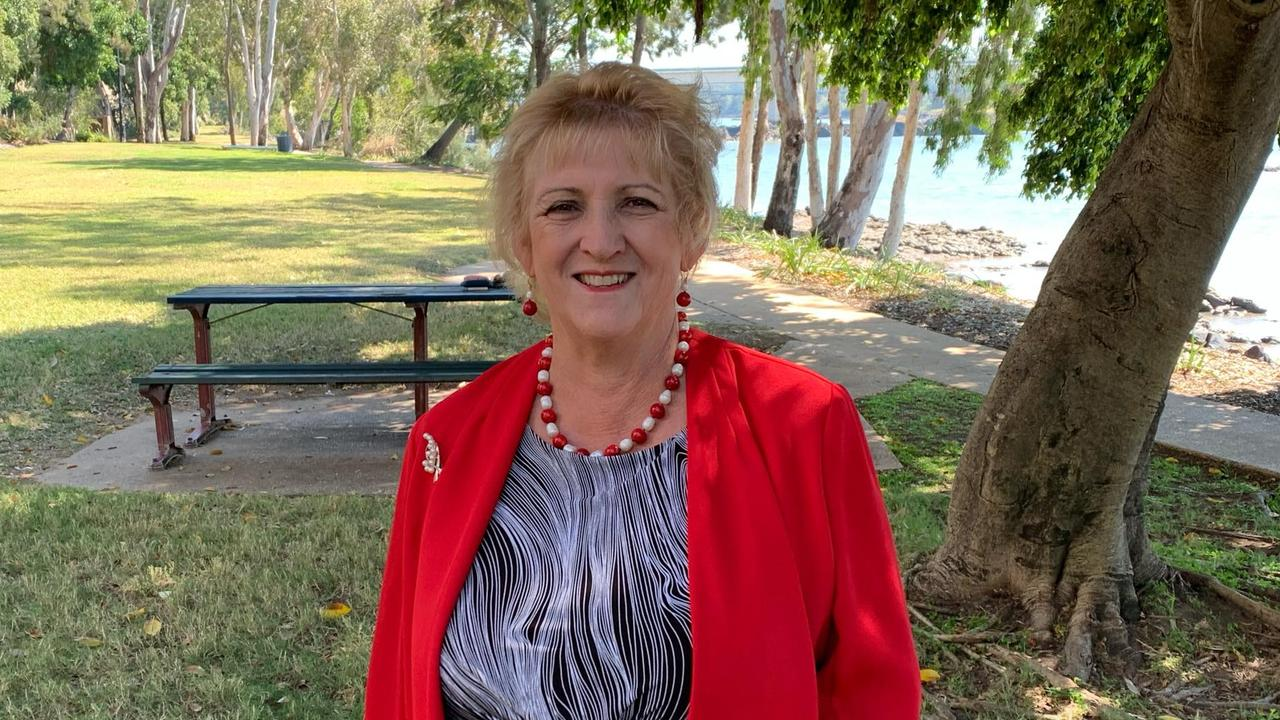 Capricornia MP Michelle Landry wants to see CQ's plentiful supply of thermal coal burnt in a HELE coal-fired power station in Collinsville.