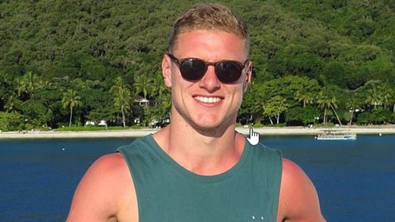 Deklan Gilmartin who died in a crash on Fraser Island. Pics Instagram