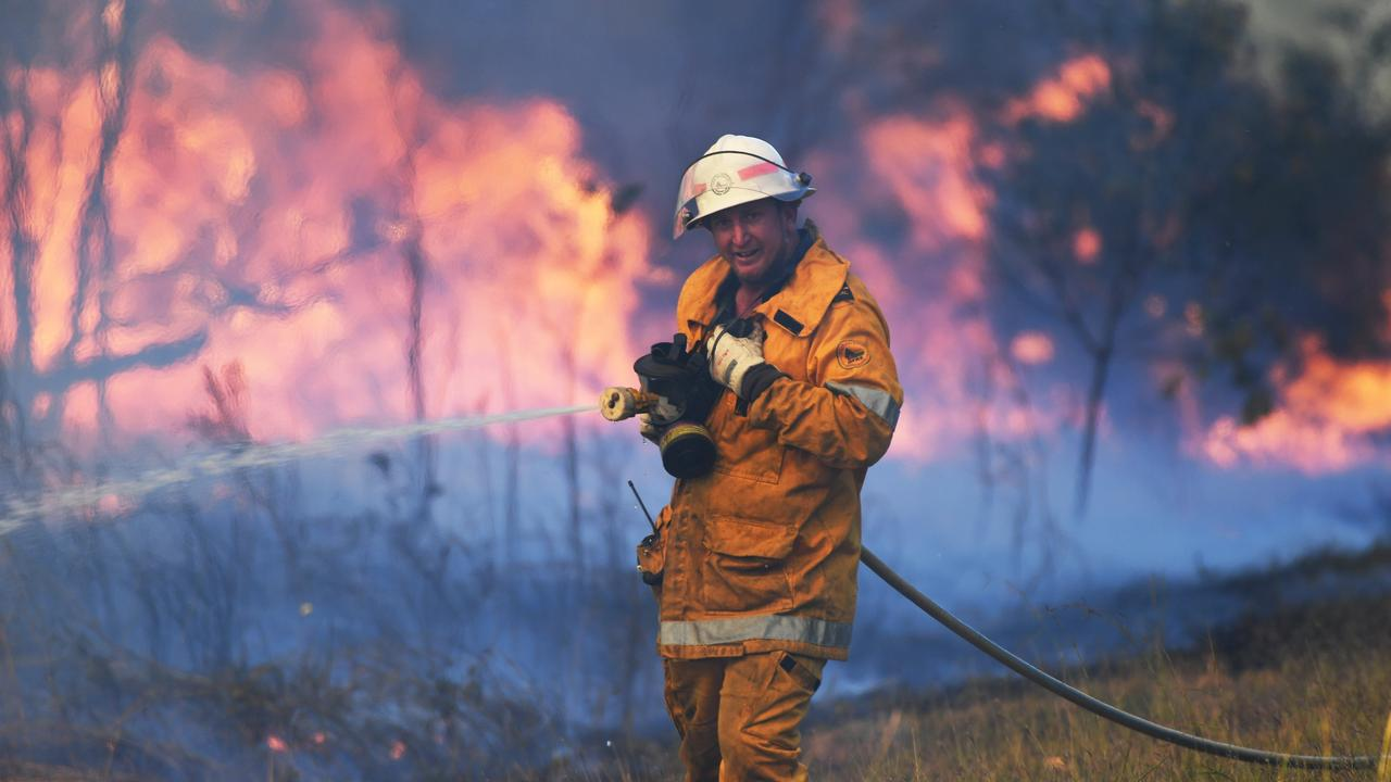 Gympie MP Tony Perrett has fired up over 'demoralising and devastating' cuts to Queensland rural fire services.