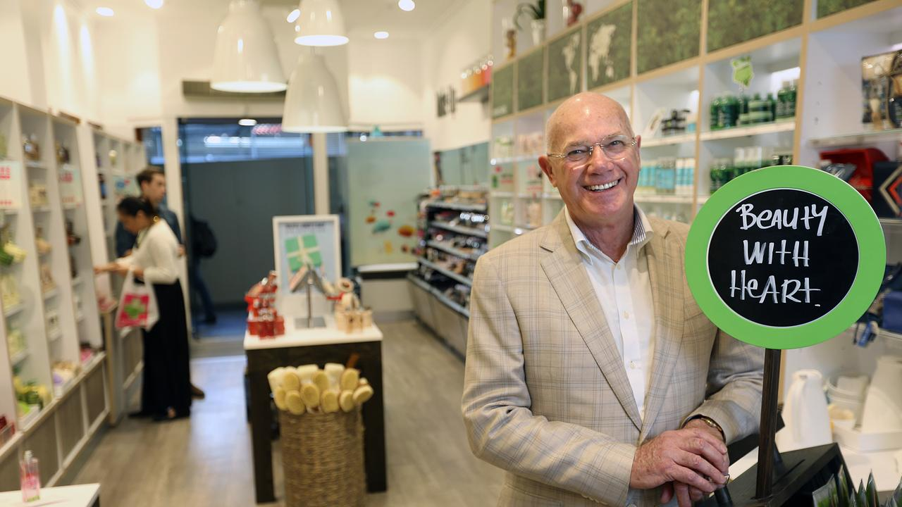Graeme Wise is the founder of Body Shop in Australia and established the Wise Foundation.