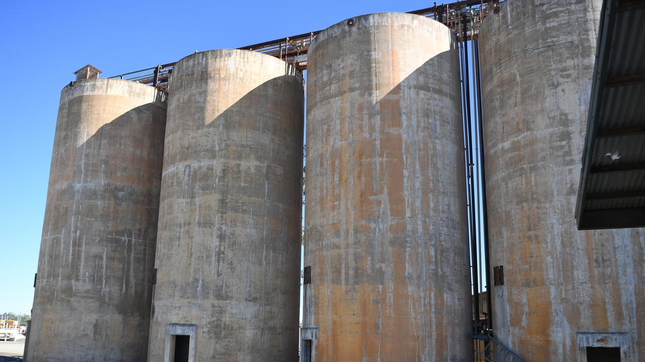 Iconic silos on the Yaamba Rd site wil stay as most other features get demolished to make way for a industrial estate